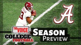 2019 Alabama Crimson Tide Preview / ANY CONCERNS?