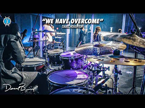 We Have Overcome Drum Cover // Israel & New Breed // Daniel Bernard