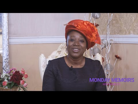 MONDAY MEMOIRS WITH DR BECKY - JANUARY 4, 2021
