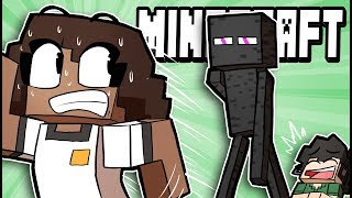 PRANKING MY GIRLFRIEND IN MINECRAFT! - Minecraft Funny Moments