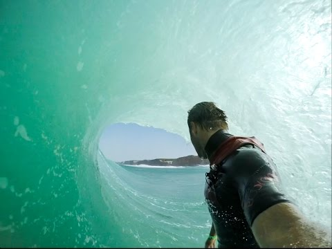 GoPro Hero4 one surf session.
