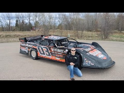 Customer Race Sycamore Speedway 17th to 4th - dirt track racing video image