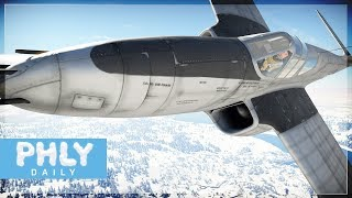 Rejected American Jet...In War Thunder = Best Jet Possible (War Thunder Jet Gameplay)