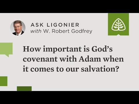 How important is Gods covenant with Adam when it comes to our salvation?