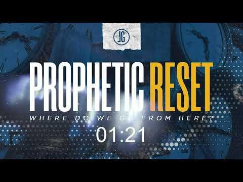 Did the Prophet Miss it? Entering a Prophetic Reset
