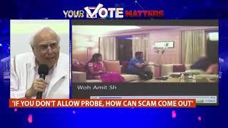 Senior Leader Kapil Sibal Takes On PM Modi Over Demonetisation