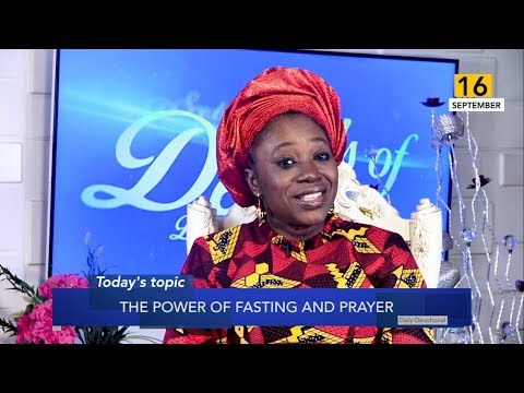 Dr Becky Paul-Enenche - SEEDS OF DESTINY  MONDAY 16TH SEPTEMBER, 2019