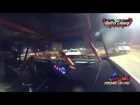 #5X Mason Beck - Pure Stock - 7-2-2021 Dallas County Speedway - In Car Camera - dirt track racing video image