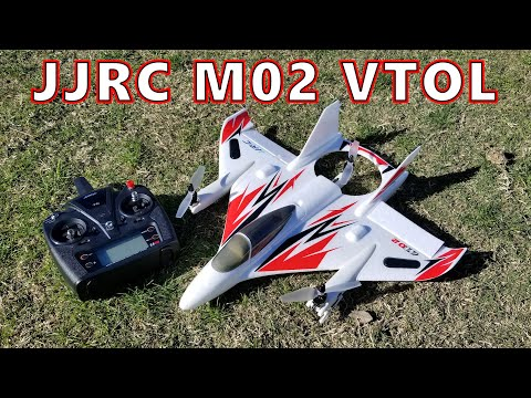 JJRC M02 VTOL Plane  - UCnJyFn_66GMfAbz1AW9MqbQ