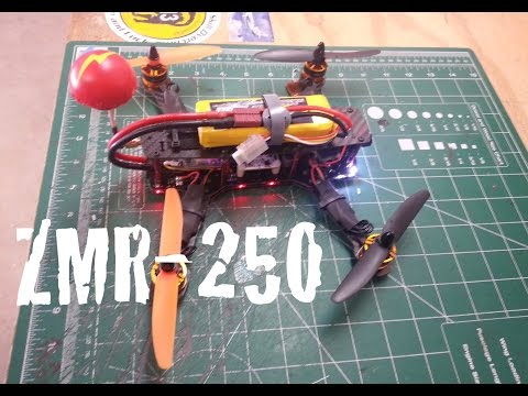 ZMR250 Update & FPV - UCttnTliST-PRyEee5ogVOOQ