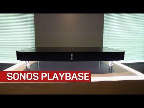 Sonos Playbase packs in a lot of bass - UCOmcA3f_RrH6b9NmcNa4tdg