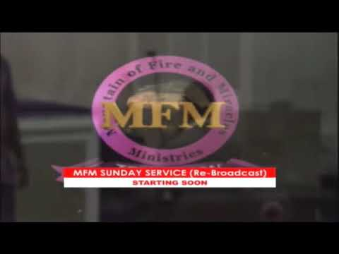 HAUSAMFM SPECIAL SUNDAY SERVICE 22ND NOV 2020 MINISTERING: DR D.K. OLUKOYA(G.O MFM WORLD WIDE).