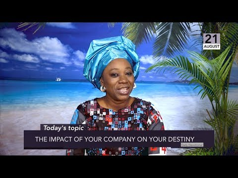 Dr Becky Paul-Enenche - SEEDS OF DESTINY  WEDNESDAY 21ST AUGUST, 2019