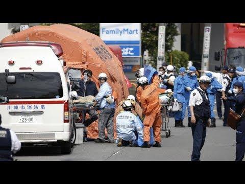 Breaking Japan 16 School Girls Stabbed 2 Parents 2 Dead