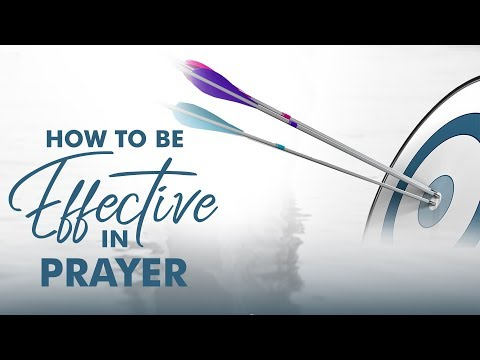 How To Be Effective In Prayer  Pst Bolaji Idowu 27th September 2020