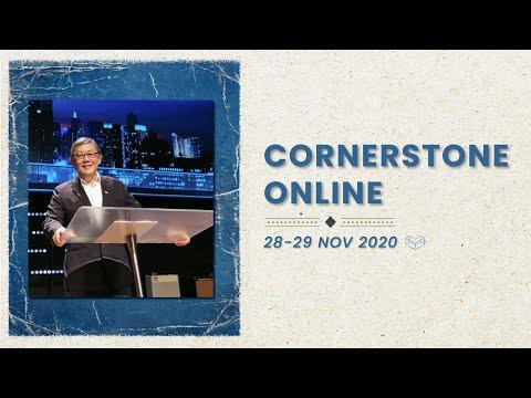 28-29 November 2020  Lifting the Veil  Ps. Yang  Cornerstone Community Church  CSCC Online