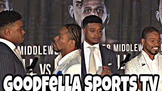 Errol Spence Jr vs Shawn Porter Kick Off Press Conference | Full Reaction!!!