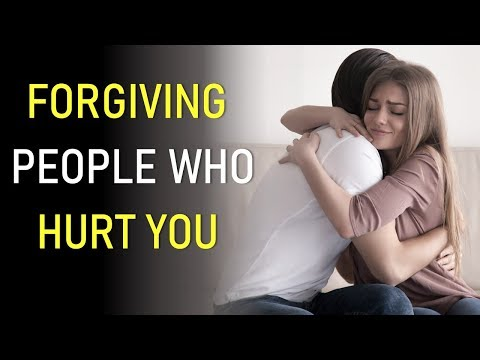 FORGIVING PEOPLE WHO HURT YOU - JOIN PASTOR SEAN LIVE SUNDAY 5pm PST/6pm MST/7pm CST/8pm EST
