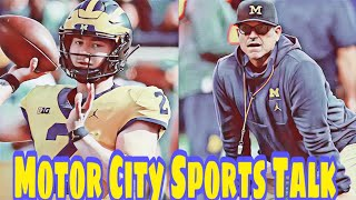 WOW University of Michigan QB Shea Patterson Not Named Team Captain | BIG DEAL or NOT?