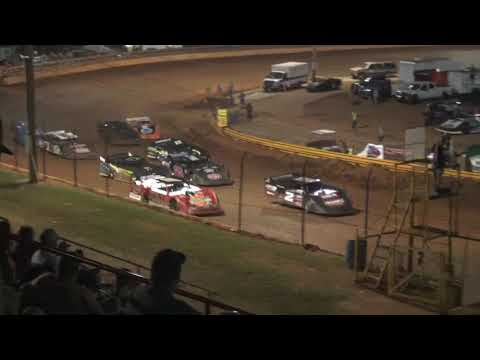 602 Charger at Lavonia Speedway June 18th 2021 - dirt track racing video image