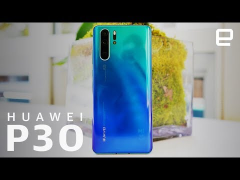 Huawei P30 and P30 Pro Hands-On: Another bid for smartphone camera glory - UC-6OW5aJYBFM33zXQlBKPNA