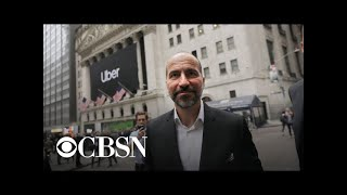 Uber IPO, Party City store closings, and other MoneyWatch headlines