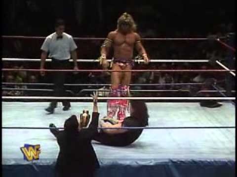 Ultimate Warrior vs Undertaker WWF 1991 - UCvW8JzztV3k3W8tohjSNRlw