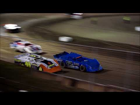 HEATS AND FEATURE - dirt track racing video image