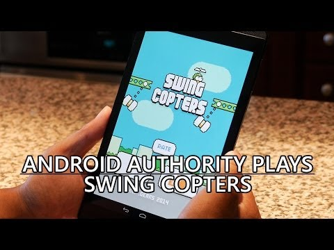 Android Authority Plays Swing Copters - UCgyqtNWZmIxTx3b6OxTSALw