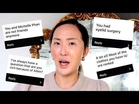 Answering Your Assumptions About Me (plastic surgery, $$$, friendships...) - UCZpNX5RWFt1lx_pYMVq8-9g