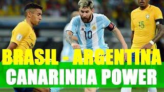 BRASIL derrota a ARGENTINA y se mete en 'su' FINAL de la COPA AMÉRICA
