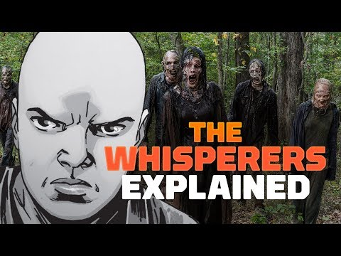 Whisperers Explained: The Walking Dead Villains in Human Skin Suits - UCKy1dAqELo0zrOtPkf0eTMw