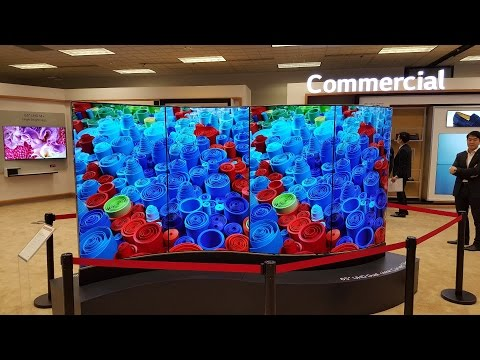 Best of LG Display - Flexible, Transparent and 8K Displays at CES 2016 - UC0GhiZR9zyPorNmoWyPClrQ