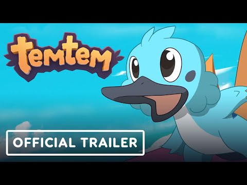Temtem - Official Anime-style Trailer (Pokemon-Like MMO) - UCKy1dAqELo0zrOtPkf0eTMw