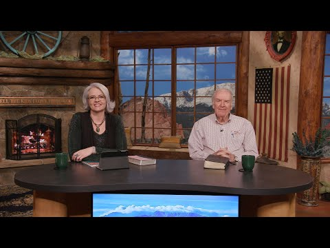 Charis Daily Live Bible Study: Wendell Parr - February 15, 2021