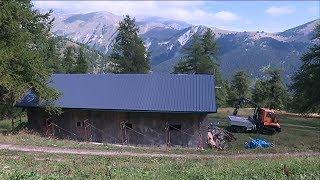 Casterino : des anciennes casernes italiennes transformées en refuge éco-responsable