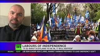 Pro-independence campaigner plans party to take seats from unionists