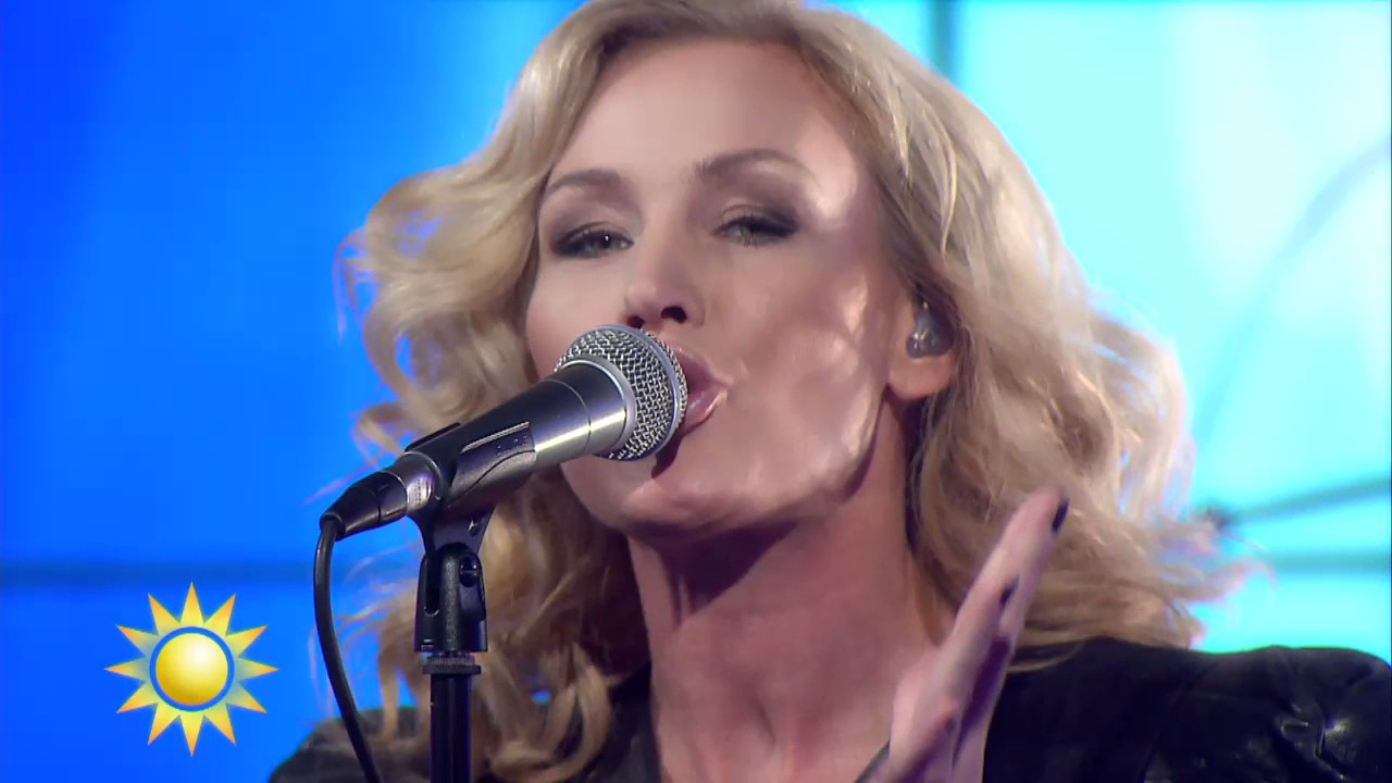 Rock of 80:s spelar Final Countdown live i Nyhetsmorgon - Nyhetsmorgon (TV4)