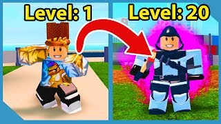 Becoming The Most Powerful Hero In Roblox Superpower City