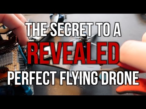 The Secret to a Perfect Flying Drone (soft mounting motors) - UC7O8KgJdsE_e9op3vG-p2dg