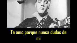 I love you because ( con subtitulos en español )  BEST SOUND
