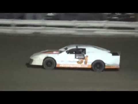 Feature from Manitowoc Speedway - dirt track racing video image
