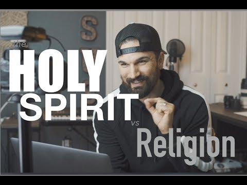 THE HOLY SPIRIT vs RELIGION