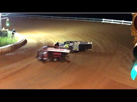 Lake View Motor Speedway Carolina Outlaw Super Street 8-7-21 Gerraldfarms - dirt track racing video image