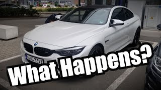 Sneaking Your Rental Car On The Nurburgring
