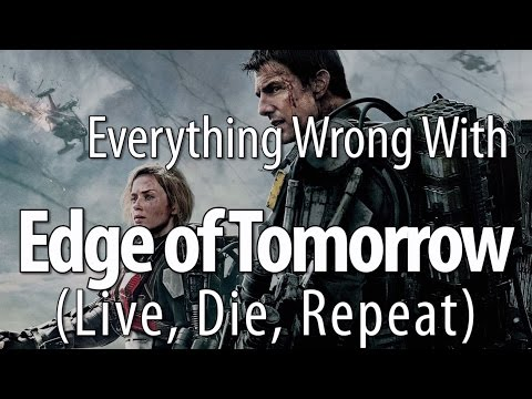 Everything Wrong With Edge Of Tomorrow - UCYUQQgogVeQY8cMQamhHJcg