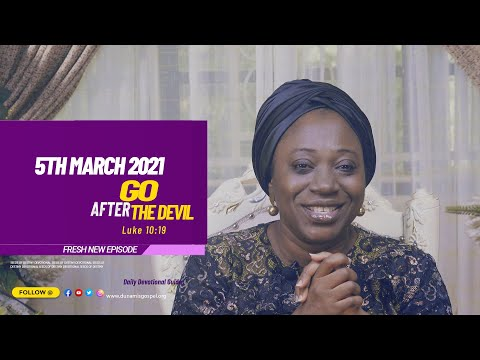 Dr Becky Paul-Enenche - SEEDS OF DESTINY  FRIDAY MARCH 5, 2021