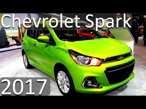Chevrolet Spark Gt 2017 Consumo Precio Ficha Técnica Y Caracteristicas Audiomania Lt