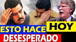 🇻🇪 Noticias de Ultima Hora en Venezuela 💥 DESESPERADO Nicolas Maduro 🚨 18 Agosto 2019