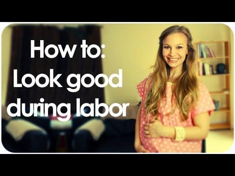 HOW TO LOOK GOOD DURING LABOR! - thestylediet